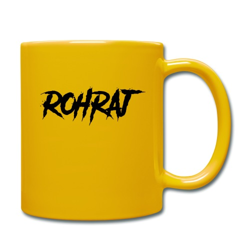 rohraj logo - Full Colour Mug