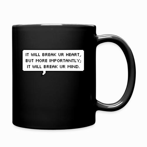 Inspiring sentence - Mug uni