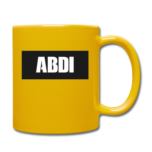 Abdi - Full Colour Mug