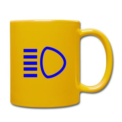 High Beam - Full Colour Mug