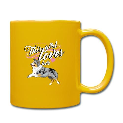 aussielovegirl11 - Full Colour Mug
