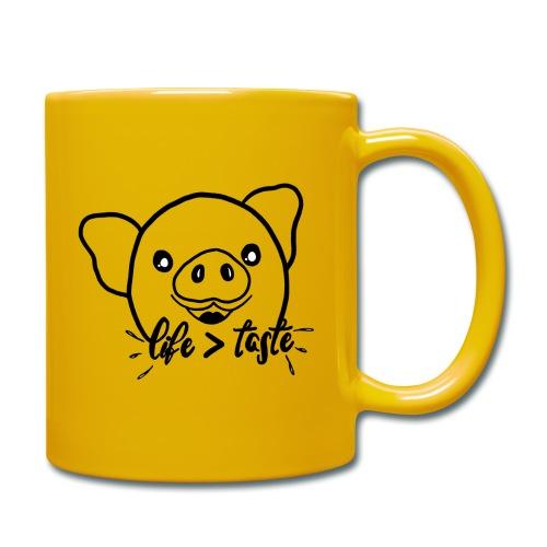 Cute Pig - Full Colour Mug