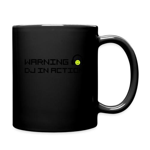 Warning DJ in Action - Mok uni