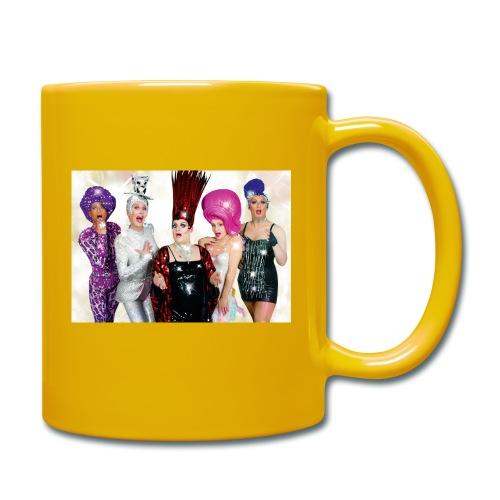 Covergirls - Tasse einfarbig