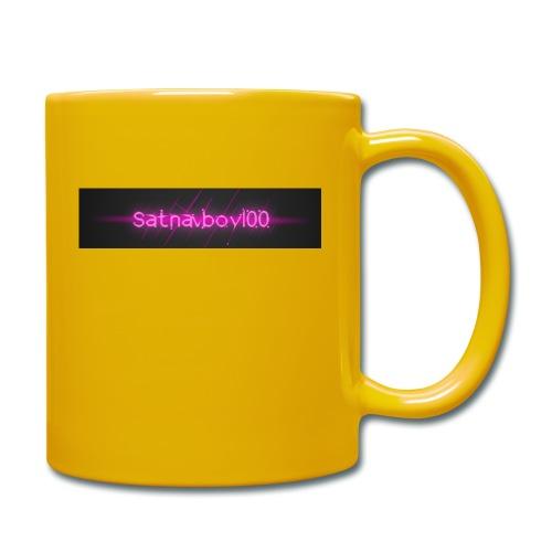 Satnavboy100 Shirt - Full Colour Mug