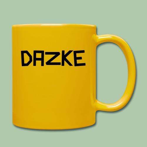 dazke_bunt - Tasse einfarbig