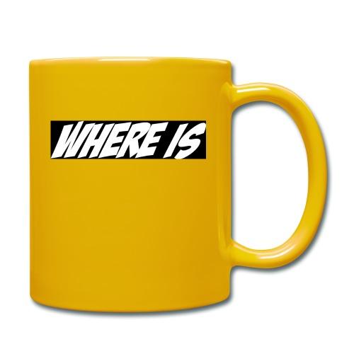 Where IS - Mug uni