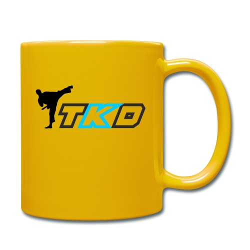 TKDYOP - Taza de un color