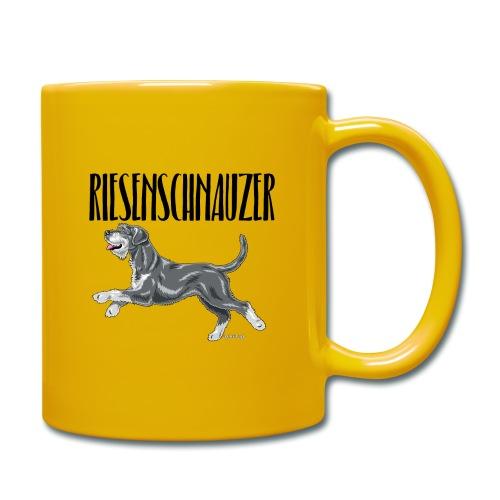 Riesenschnauzer 01 - Full Colour Mug