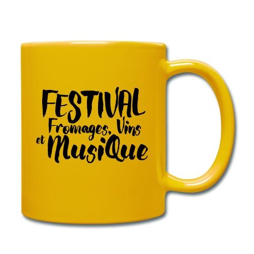 Festival FVM - Mug uni