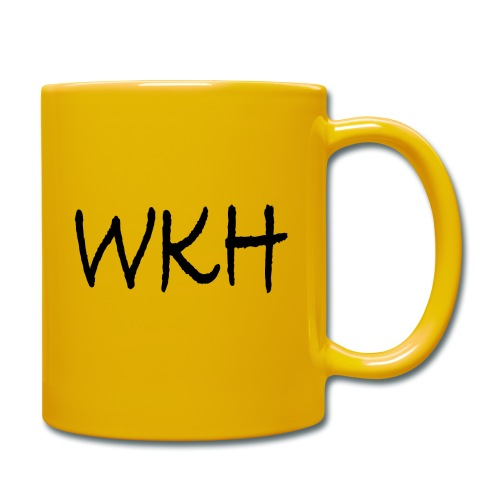 WKH Brand - Official WhizKidHero Merch - Full Colour Mug