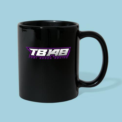 Tob Logo Lila - Tasse einfarbig