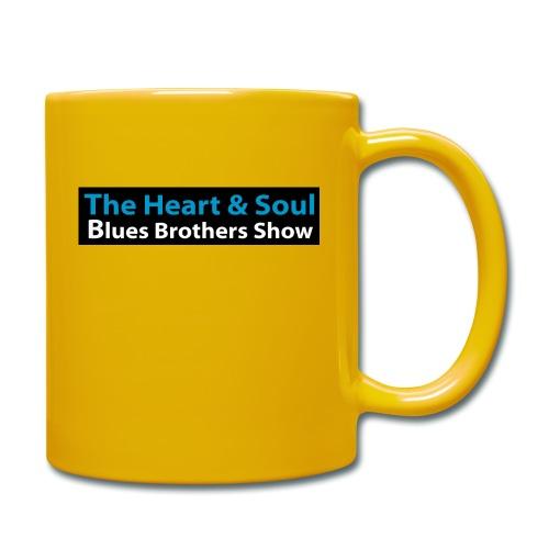 Heart & Soul Logo 2020 - Full Colour Mug