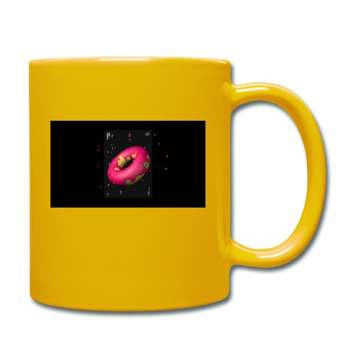 donuts - Taza de un color