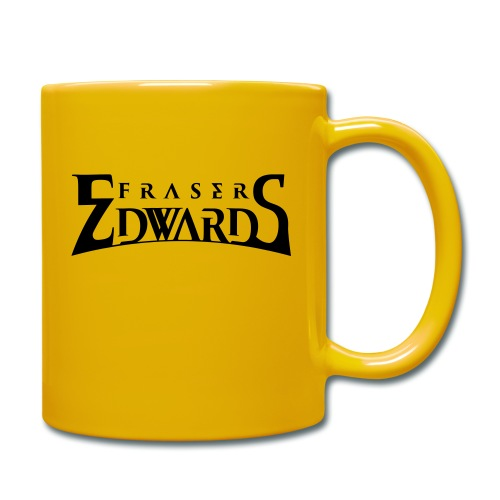 Fraser Edwards Men's Slim Fit T shirt - Full Colour Mug