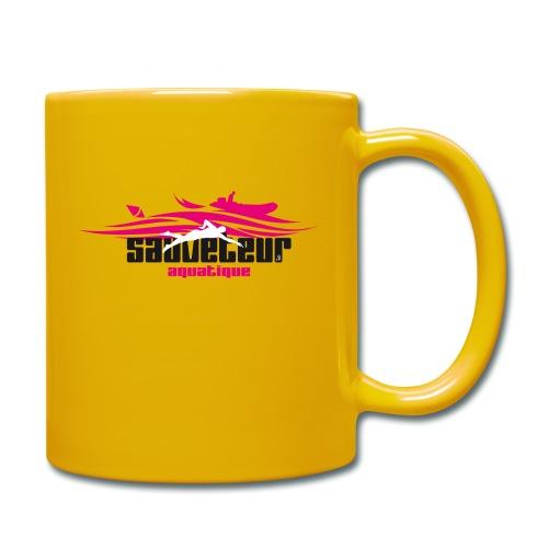 sauveteur aquatique - Mug uni