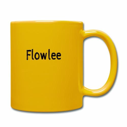 Flowlee - Enfärgad mugg
