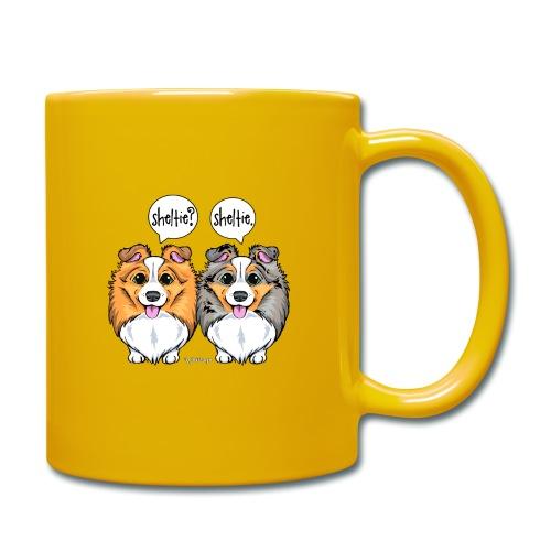 Sheltie Sheltie 3 - Full Colour Mug