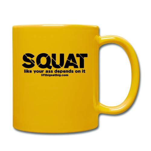squat - Full Colour Mug