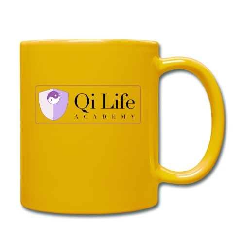 Qi Life Academy Promo Gear - Full Colour Mug