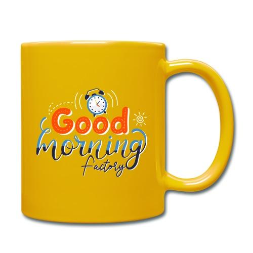 Good Morning Factory - Tazza monocolore