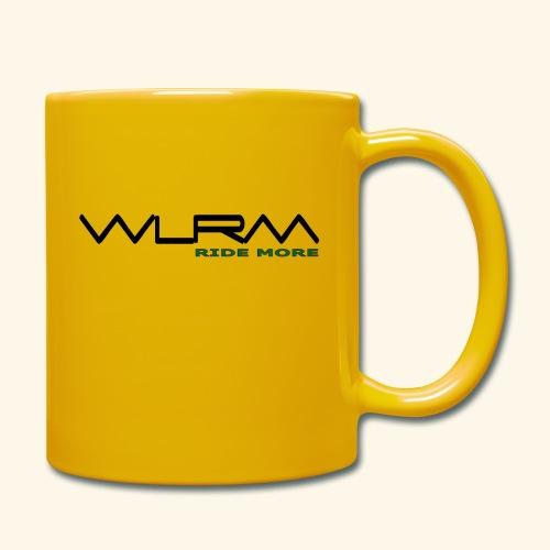 WLRM Schriftzug black png - Tasse einfarbig