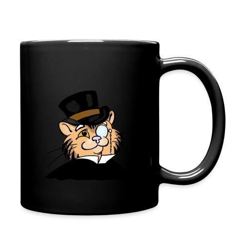 Gatto nonno - Tazza monocolore
