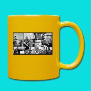 malcolm X - Full Colour Mug