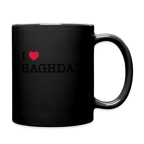 I LOVE BAGHDAD - Full Colour Mug