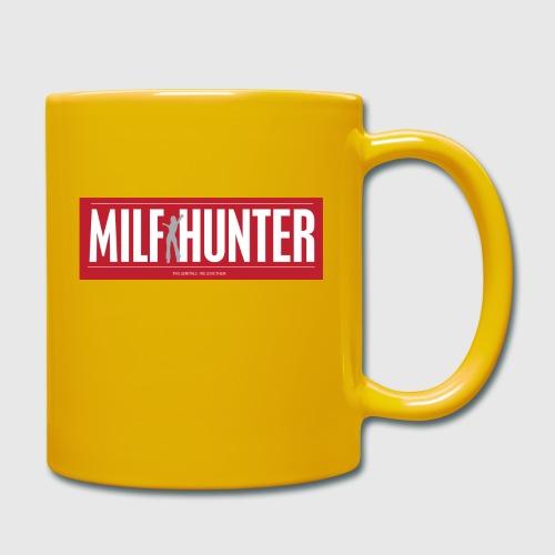 MILFHUNTER1 - Ensfarvet krus