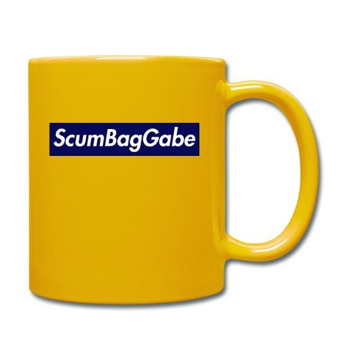 ScumBagGabe Blue XL Logo - Full Colour Mug