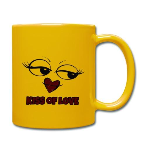 Kiss of Love - Mug uni