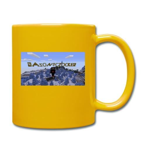 Minecarft merch - Tasse einfarbig