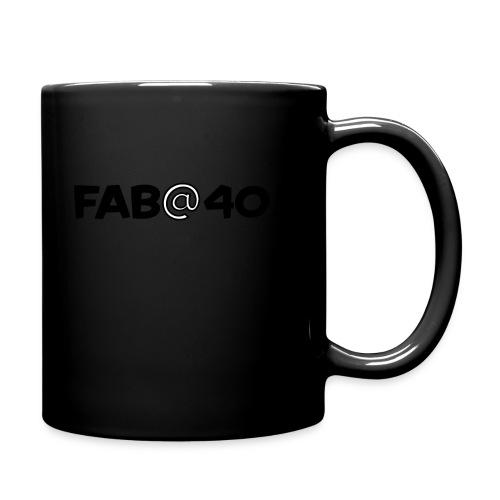 FAB AT 40! - Full Colour Mug
