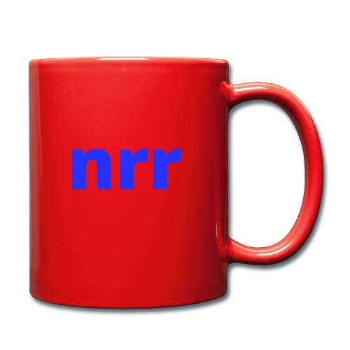 NEARER logo - Full Colour Mug