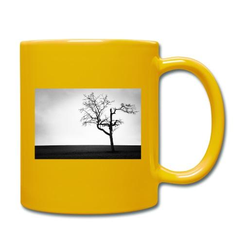 Kirschbaum - Tasse einfarbig