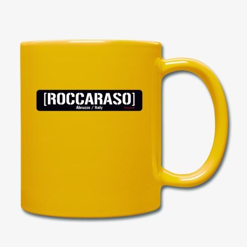 Roccaraso - Tazza monocolore
