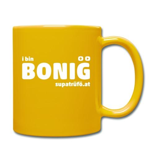 supatrüfö BONIG - Tasse einfarbig