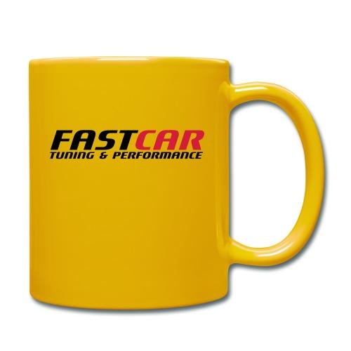 fastcar-eps - Enfärgad mugg