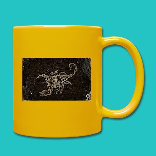 skorpion_grafika-jpg - Kubek jednokolorowy