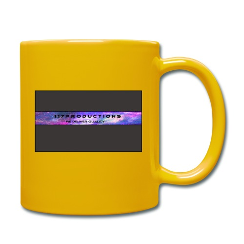 117 Productions Banner - Full Colour Mug