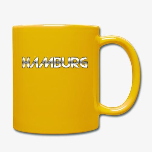 Metalkid Hamburg - Tasse einfarbig