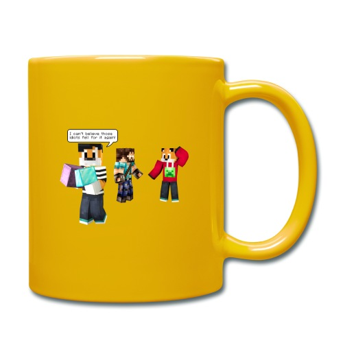 Mr Onion does it again! - Full Colour Mug