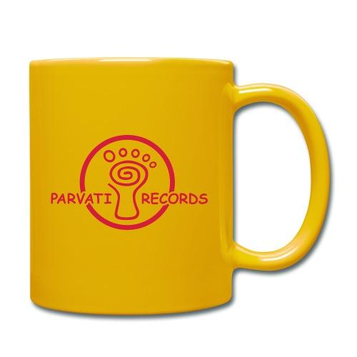Parvati Records logo - Full Colour Mug