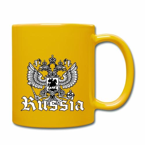 Russia - Tasse einfarbig