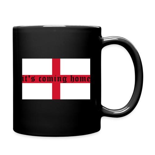 England 21.1 - Tasse einfarbig