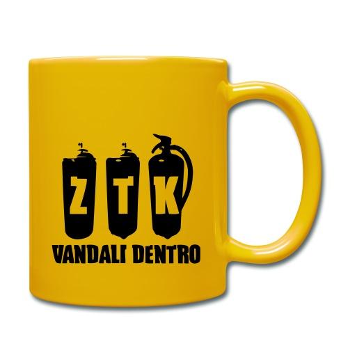 ZTK Vandali Dentro Morphing 1 - Full Colour Mug