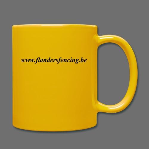 wwww.flandersfencing.be - Mok uni