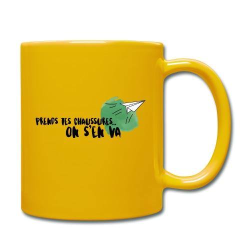 test - Mug uni
