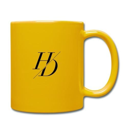 H&D Logo - Tasse einfarbig